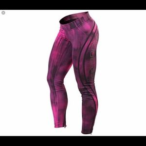 Better Bodies Hot Pink Leggings